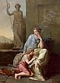 Old Master Painting: Philipp Friedrich von Hetsch, Philipp Friedrich