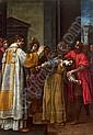 Old Master Painting: Francesco Curradi or / o, Francesco Curradi, Click for value
