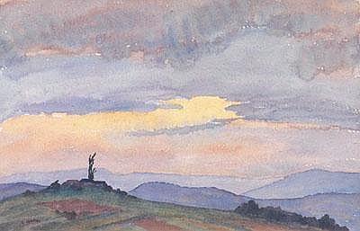 Carl Rotky (Graz 1891-1977 Grottenhof/ Leibnitz,