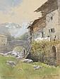 Vincenz Havlicek (Hawlicek) (Wien 1864-1914,, Vincenz (1864) Havlicek, Click for value