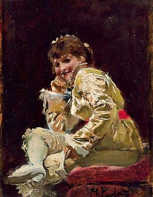 Ignacio Pinazo Camarlench (Valencia 1849-1916