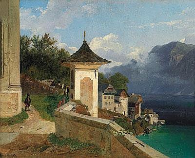 Franz Xaver Reinhold (Vienna 1816-1893) From