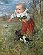 Wilhelm von Diez (Bayreuth 1839-1907 Munich) The, Wilhelm