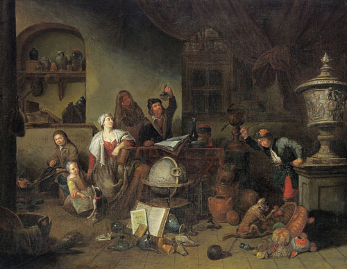 Gerard Thomas (Antwerp 1663 - 1720)