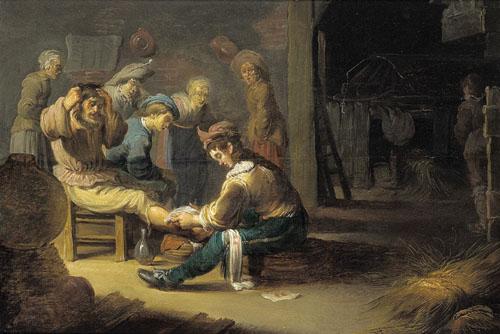 Benjamin Gerritsz. Cuyp (Dordrecht 1612 - 1652)
