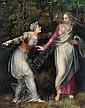 Michelangelo Buonarroti (1475 - 1564), cerchia / circle of, Michelangelo Buonarroti, Click for value