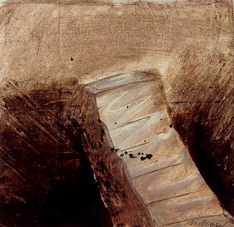 Maria Moser * (born 1948 in Frankenburg) Untitled,