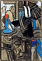 Erich Mallina (Prerau 1873-1954 Vienna) Biblical, Erich Mallina, Click for value