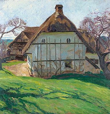 Igo Pötsch (Graz 1884-1943 Wien, Ausbildung an der