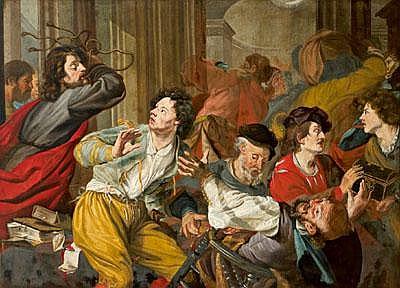 Theodor Rombouts (Antwerpen 1597 - 1637),