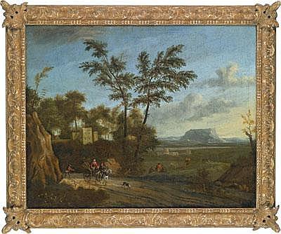 Frederic de Moucheron (Emden 1633 - 1686