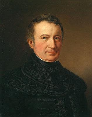 Miklos Barabas (Siebenbürgen 1810 - 1898 Budapest)