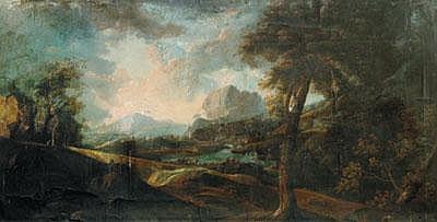 Gaspard Dughet gen. Poussin (1615 - 1675)
