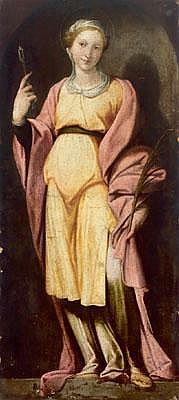 Bernardino Luini (? 1480/85 - 1532 Mailand)
