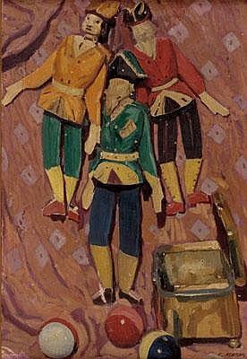 Carl (Karl) EDERER (Wien 1875 - 1951 Düsseldorf)