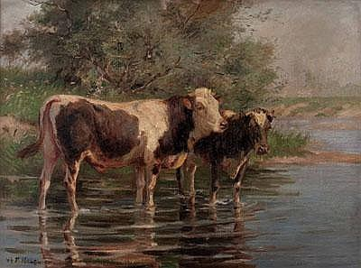 Johann Daniel HOLZ (Bremen 1867 - 1945
