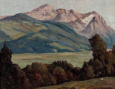 Hans KOBINGER (Linz 1892 - 1974 Gramastetten)