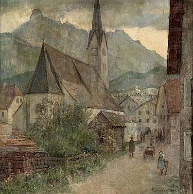 Karl KÜCHLER (Wien 1874 - 1954 Wels)