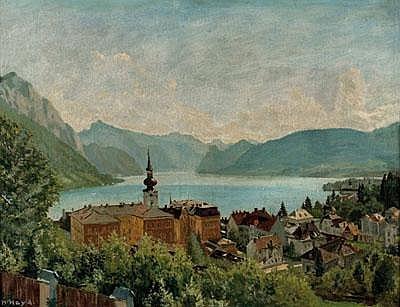 Karl HAYD (Hainburg 1882 - 1945 Linz)