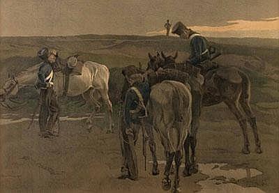Robert von HAUG (Stuttgart 1857 - 1903)