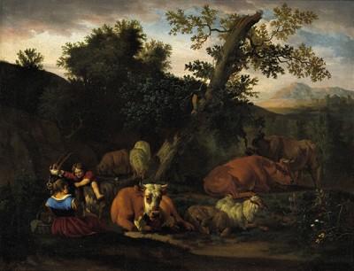 Adriaen van de Velde (Amsterdam 1636 - 1672)