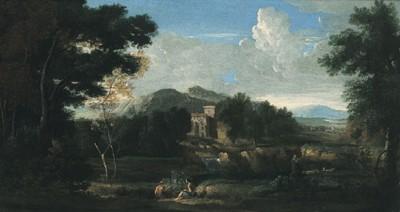 Gaspard Dughet detto Poussin (Roma 1615 - 1675)