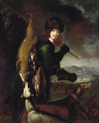 Joachim von Sandrart (Frankfurt 1606 - 1688 Nürnberg)