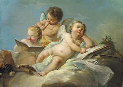 Jean Baptiste Marie Pierre (Paris 1713 - 1789)