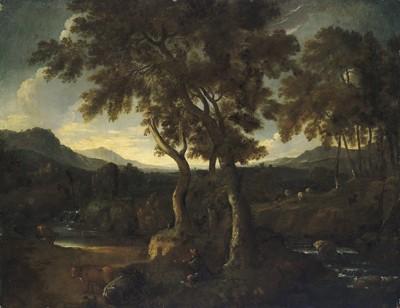 Gaspard Dughet detto Gaspard Poussin (Roma 1615 - 1675)
