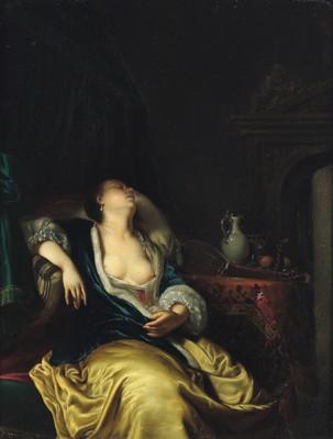 Frans van Mieris d.Ä.  (Leiden 1635 - 1681) Nachfolger
