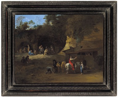 Karel Dujardin (vermutlich Amsterdam um 1622 - 1678 Venedig)