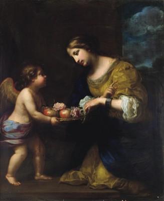 Onorio Marinari (Firenze 1627 - 1715) attribuito /zugeschrieben