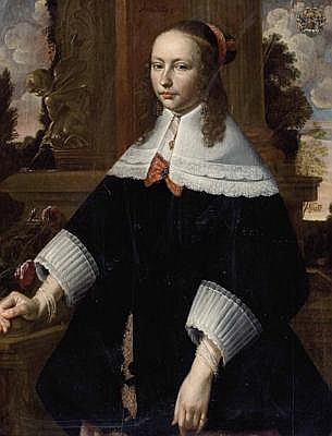 Jan Albertsz ROOTIUS(Medemblick 1624 - 1666 Hoorn)