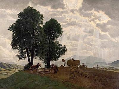Hans FRANK(Wien 1884 - 1948 Salzburg)