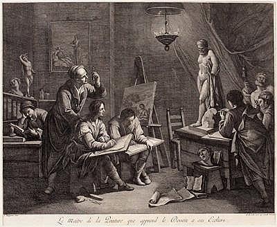 Pellegrino COLLE(Belluno 1737 - 1812 Venedig) nach
