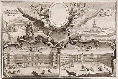 Gabriel BODENEHR(Augsburg 1673 - 1766) 4