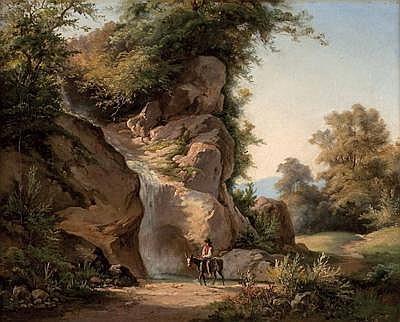 Alfred STEINACKER(Ödenburg 1838 - 1914 Wien)