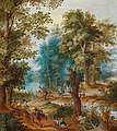 Old Master Painting by Alexander Keirincx (Antwerp