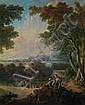 Old Master Painting by Jean-Baptiste Marie Huet, Jean-Baptiste Huet, Click for value
