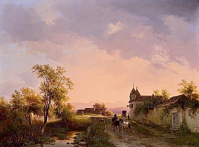 Ignaz Raffalt(Weißkirchen 1800-1857
