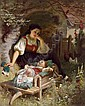 Rudolf Epp(Eberbach 1834-1910 Munich) A, Rudolf Epp, Click for value
