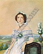 Adalbert Suchy(Klettau 1783-1849 Vienna) Lady with, Adalbert Suchy, Click for value