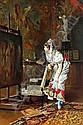 Johann Hamza(Teltsch, Moravia 1850-1927 Vienna) In, Johann Hamza, Click for value