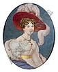 Albert Theer(Johannisberg 1815-1902 Vienna) Lady