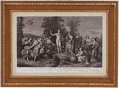 Raphael MORGHEN (Neapel 1758 - 1833 Florenz) -