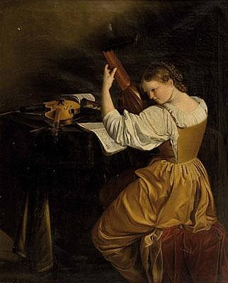 Orazio GENTILESCHI (Pisa 1563 - nach 1640 London)