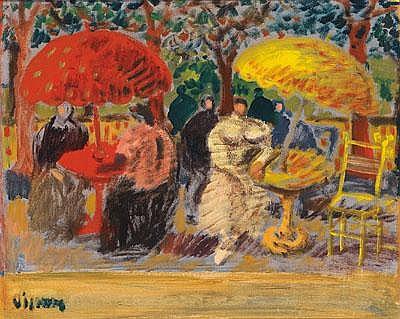 Silvain Vigny (Wien 1903-1970 Nizza) Im