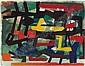 Gustav Hessing (Czernowitz 1909-1981 Wien) Viele