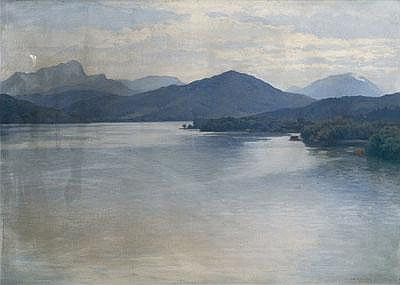 Karl Maria Schuster (Purkersdorf 1871-1953 Wien)