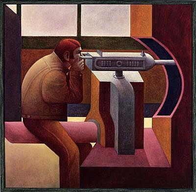 Wolfgang Herzig * - Painting